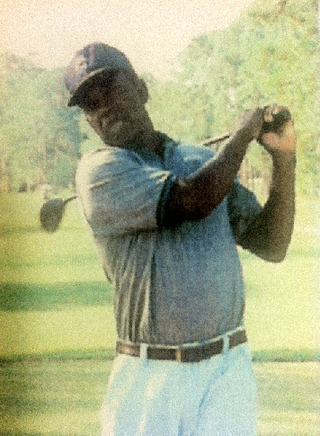 My Father_Playing_Golf