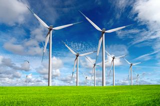 Bigstock-Wind-turbines-on-blue-sky-Innovation