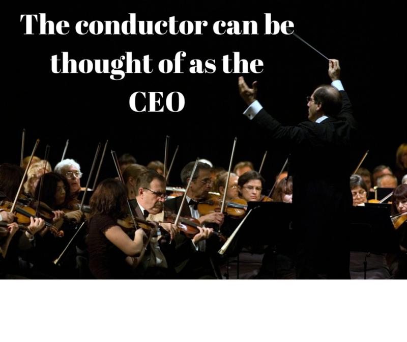 Conductor CEO